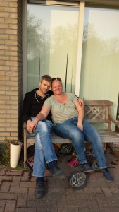 Peter en Angela